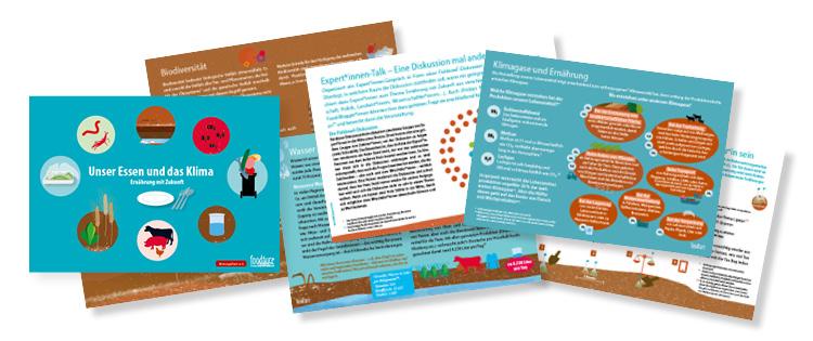 foodture - BildungsCent Bildungsmaterial
